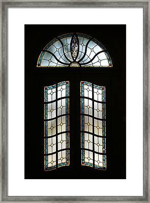 Doorway Framed Print by Sandy Keeton