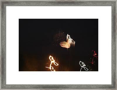 Dopamine Framed Print by Randi Schultz