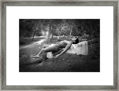 Dor  Framed Print by Mark Ashkenazi