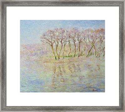 Dordogne, Beynac Et Cazenac Framed Print
