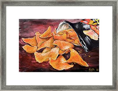 Doritos Framed Print
