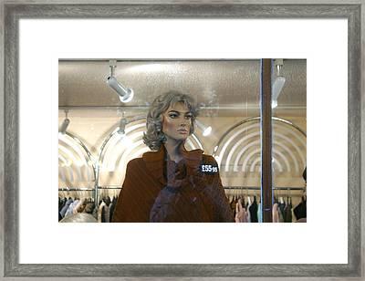 Dorothy 2 Framed Print by Jez C Self