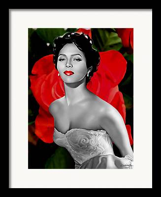 Dandridge Framed Prints