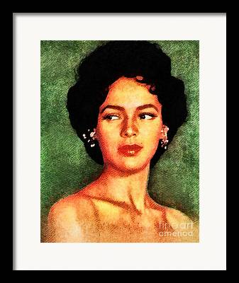 Dandridge Paintings Framed Prints