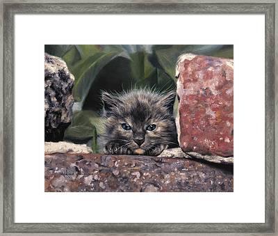 Dorothy Parker Framed Print