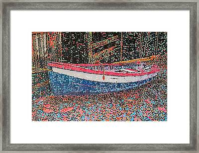 Dory - St Andrews Framed Print