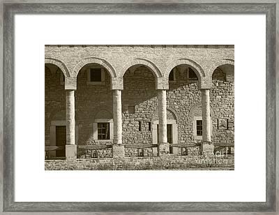 Dosoftei Framed Print by Gabriela Insuratelu