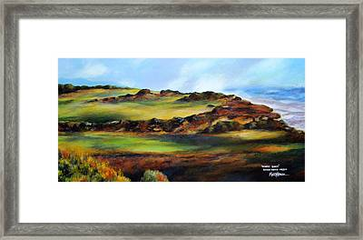 Double Bogey Framed Print
