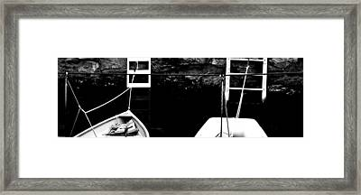 Double Framed Print by Sarah Jean Sylvester