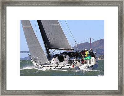 Double Trouble 2013 Framed Print