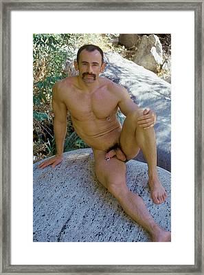 Doug G. 10 Framed Print