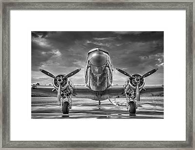 Douglas Dc3 Framed Print