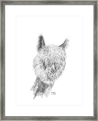 Douglas Framed Print