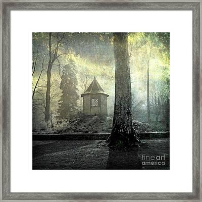 Dovecote Framed Print by Bernard Jaubert