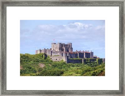 Dover - England Framed Print by Joana Kruse