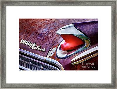 Down In The Dumps 17 Framed Print by Bob Christopher