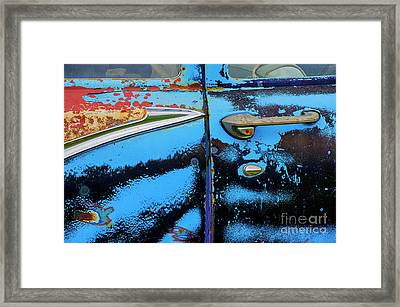 Down In The Dumps 9 Framed Print by Bob Christopher