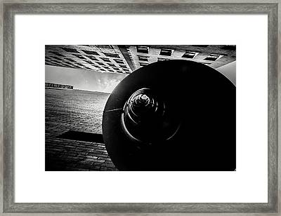 Down Up  Framed Print by Off The Beaten Path Photography - Andrew Alexander
