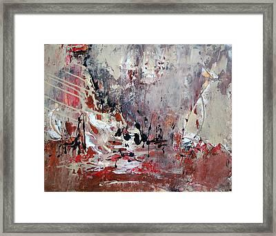 Downpour-2 Framed Print