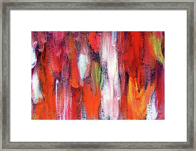 Downpour Of Joy Framed Print