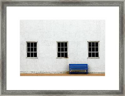 Downtown America Framed Print by Todd Klassy