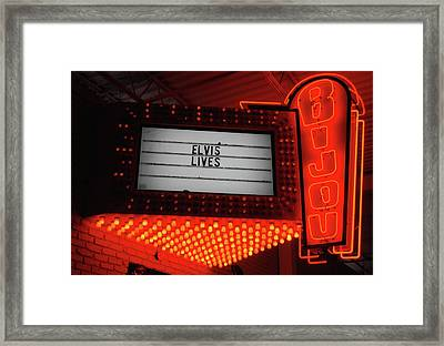 Downtown Knoxville Framed Print by JAMART Photography
