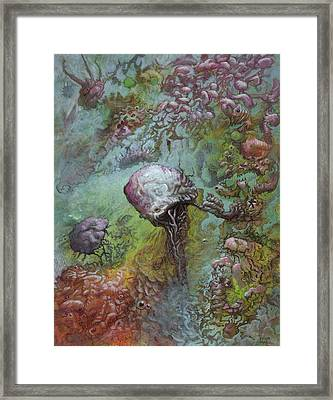 Drag Knot  Framed Print by Ethan Harris