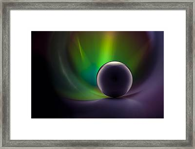 Dragon Ball Framed Print by Raffaele Spettoli