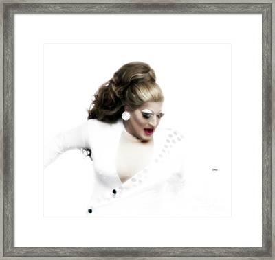 The Exotically  Framed Print