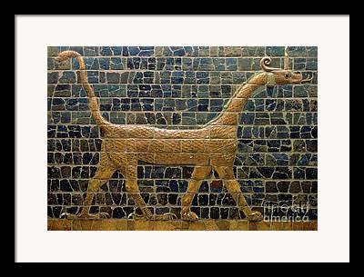 Ishtar Framed Prints
