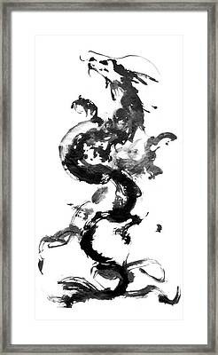 Dragon2012 Framed Print by Jinhyeok Lee