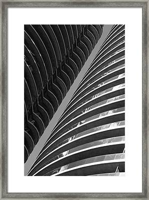 Drain Into The Sky Framed Print by Kreddible Trout
