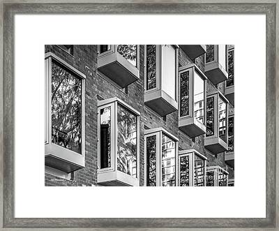 Drake University Goodwin Kirk Framed Print by University Icons