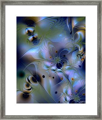 Drama Of Indifference Framed Print by Casey Kotas
