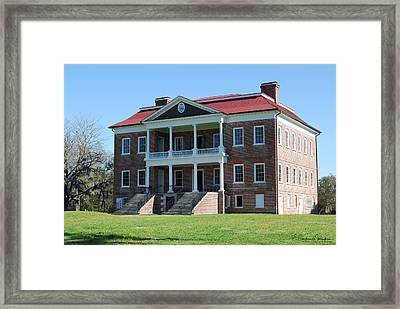 Drayton Hall Framed Print
