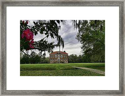 Drayton Hall II Framed Print
