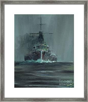 Dreadnought 1907 Framed Print