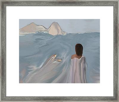 Dream  #04 Framed Print