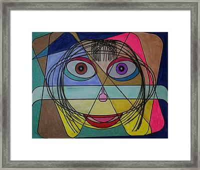 Dream 108 Framed Print