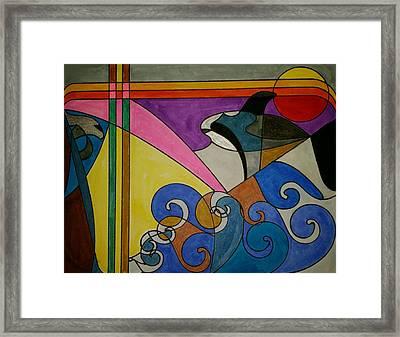 Dream 176 Framed Print