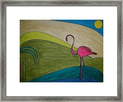 Dream 247 Framed Print