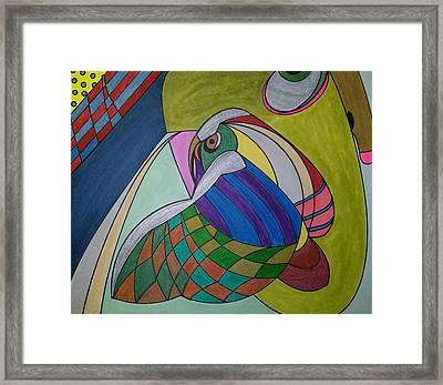 Dream 269 Framed Print