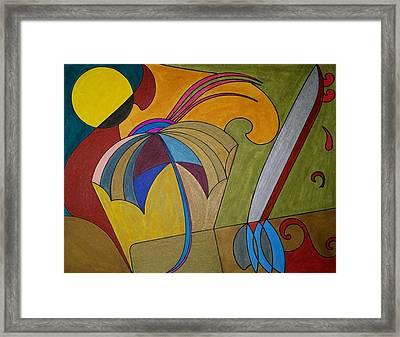 Dream 271 Framed Print