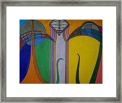 Dream 272 Framed Print