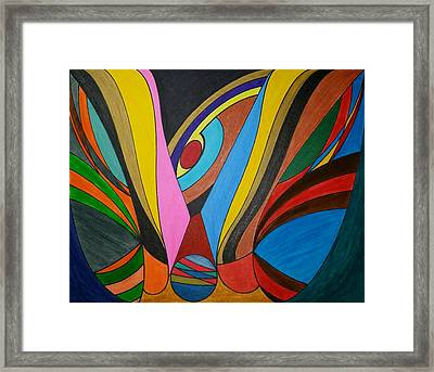 Dream 283 Framed Print