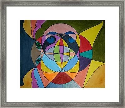 Dream 295 Framed Print