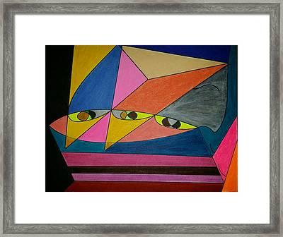 Dream 299 Framed Print