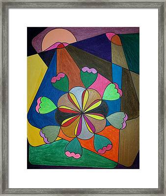 Dream 302 Framed Print