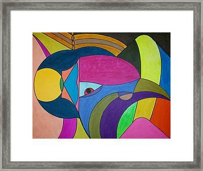Dream 303 Framed Print