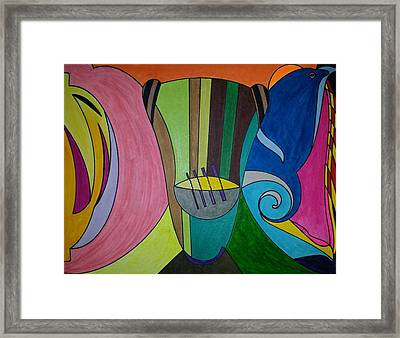 Dream 305 Framed Print